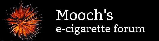 Mooch's e-cigarette forum