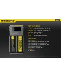 Nitecore i2 New Battery Charger
