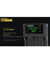 LiitoKala Lii-S2 Battery Charger